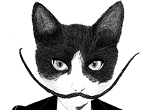 El gato Dalí