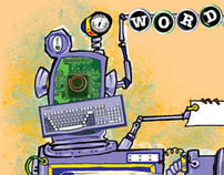 Wordles Robot