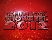 Loping Rock Showreel 2012