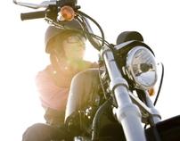 Harley-Davidson » Women's Roadmap to Riding