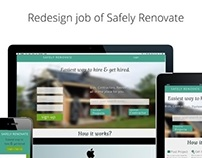 Safely Renovate