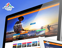 Concept Da Nang Tourism Official Website