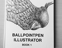 Ballpen Illustrator Book 1