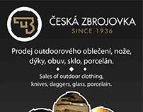 Banner Design for Street Advertisement