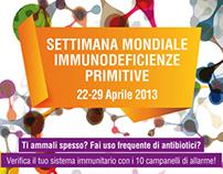 AIAP-Settimana mondiale immunodeficienze primitive.