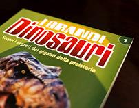 RBA Fabbri Editori - I grandi Dinosauri