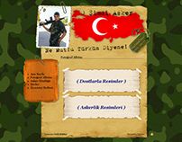 O Simdi Asker - Soldier TURK