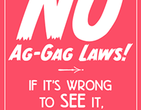 Anti Ag-Gag Laws PSA - November 2013
