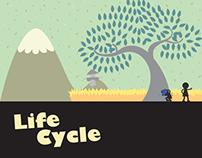 Life Cycle - Flash game