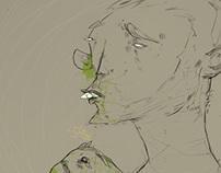 greenhorn, green fairy, roman decadence