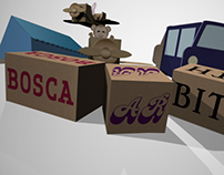Bosca ar Bith Opening Title and Stings