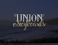 Union Surfboards Logo