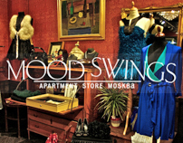 Merchandising for Mood Swing's