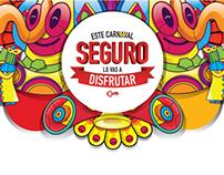 Carnaval seguro - Autotropical