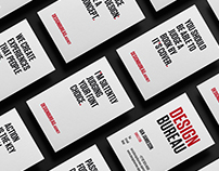 Design Bureau Brand Identity