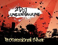 ADDY Underground — Professional Silver