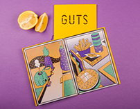 Guts zine / #1 Buffet
