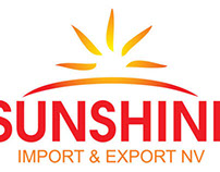 Sunshine Logo Design