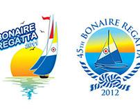 Bonaire Regatta Logos