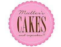 Muller's Cakes Logo
