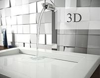 Washbasin / Faucet
