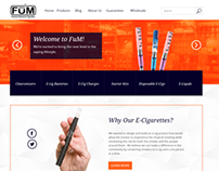 FuM Website Design