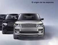 Land Rover Range Rover. El origen de las especies.