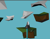 First Low Poly
