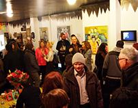 """Mooncalf's Metanoia"" Art Exhibit Pictures"