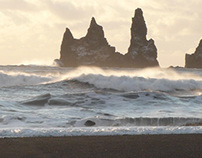 Iceland Shore