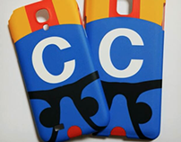 Mr.C Smart Phone Case.