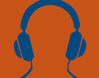 Integrates with music poster