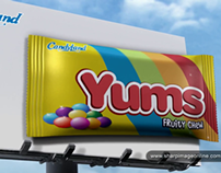 Candyland Yums TVC