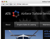 Airforce Turbine Service: Branding & Website Redesign