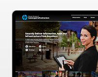 HP Converged Infrastructure