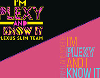 Plexus Slim Team Tee Shirts