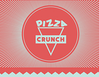 Pizza Crunch - Pizza en Cono