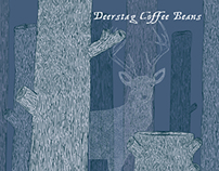 Design for DeerStag CoffeeBeans