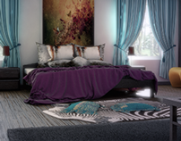 Bedroom special style
