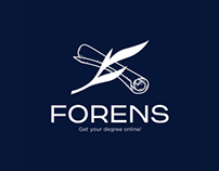 Logo for Forens