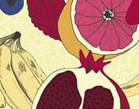 Pattern Collection: Fruit