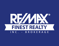 RE/MAX Finest Realty Rebrand