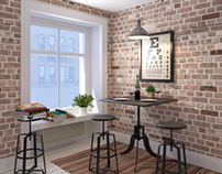 3D Images of Residential Interiors