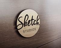 Sketch Studios Branding