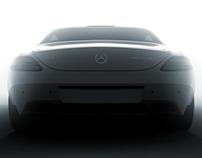 Mercedes SLS project