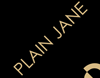 PLAIN JANE AUTO PARTS V EIGHT LOGO