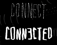 connect | connected type exercise & custom brushes