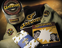 GameWorks - Retail Merchandise Design and Production