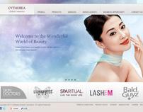 CYTHEREA Global Cosmetics