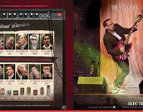 Alec Bradley Cigar Co. - Ad Campaign